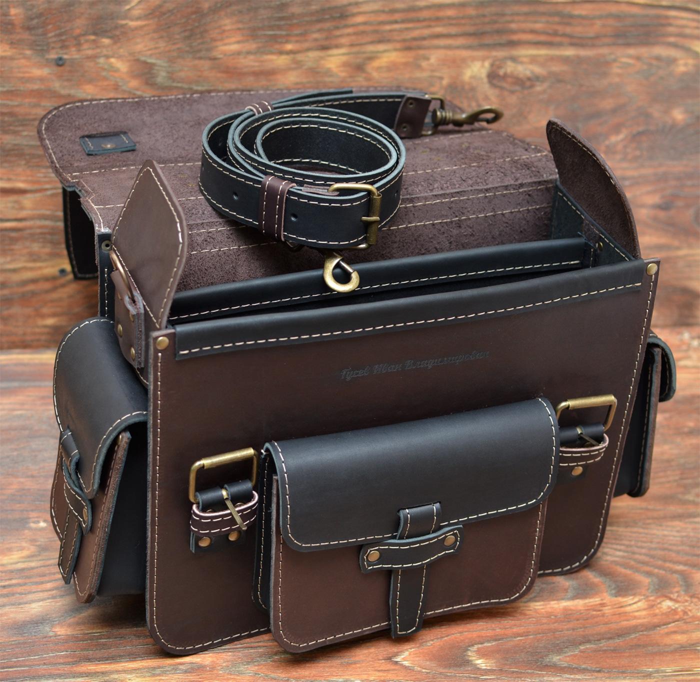 bd0d12f831a0 Coralpomron — Ремень для сумки кожаные