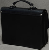 Оригинальный черный портфель