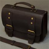 Вместительный солидный портфель