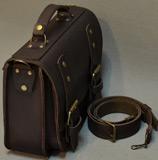 солидный портфель на 2 отделения