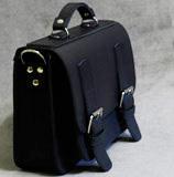 мужской портфель на два отделения