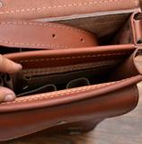 кожаный портфель для мужчины