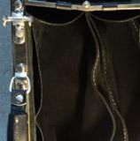 эксклюзивный кожаный саквояж