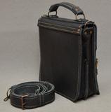 мужская сумка ручной работы