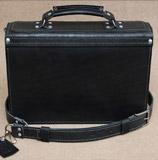 мужской портфель на два отделения и карман