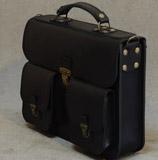 Широкий, высокий, узкий  и легкий мужской портфель