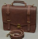 Большой оригинальный портфель из чепрака