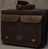 большой оригинальный мужской портфель