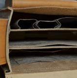 большой handmade портфель