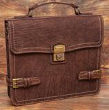 Стильный компактный портфель