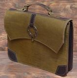 Компактный женский портфель