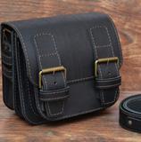Оригинальная кожаная сумочка