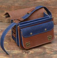 Позитивная двухцветная сумка