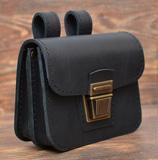 Черная сумка-болтанка
