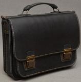 Легкий черный портфель