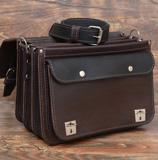 эксклюзивный кожаный портфель