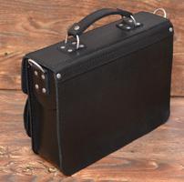 Компактный портфель ручной работы