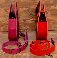 Оригинальные яркие женские сумочки