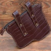 Оригинальная напоясная сумка-болтанка