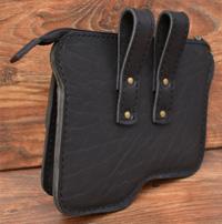 Оригинальная мужская сумка на пояс