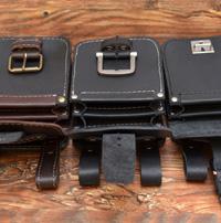 Оригинальные сумки-болтанки на 2 отделения