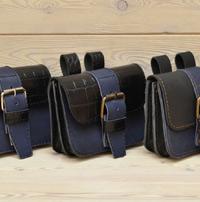 Сине-черная сумка-болтанка