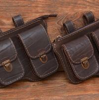 Оригинальные поясные сумки