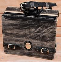 Оригинальный двухцветный портфель