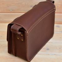 Оригинальная кожаная сумка на каждый день