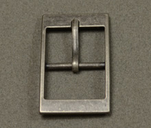 пряжка №54, старое серебро