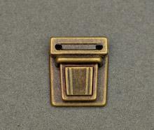 пряжка №21, магнит, старая латунь