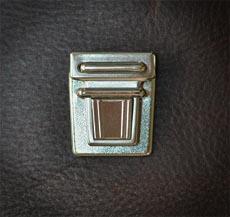 пряжка №39, никель