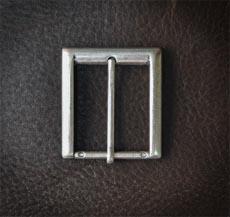 пряжка №52, старое серебро