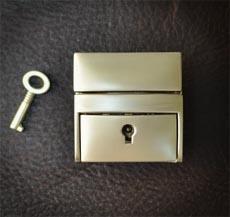 пряжка №59, старое серебро