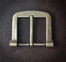 пряжка №60, старое серебро