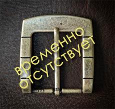пряжка №61, старое серебро